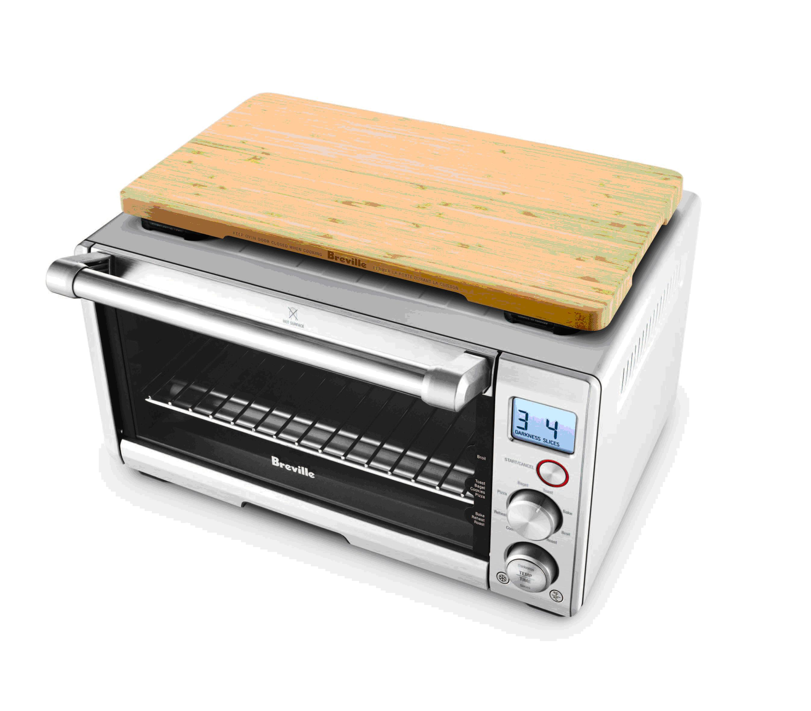 the sweeps collaboration nestle air smart dot oven breville awards with smarthouse bss red toaster