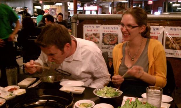 Korean BBQ: Delight in EveryBite!
