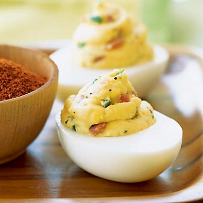 Deviled Eggs 3 Ways: New Twists on a Classic