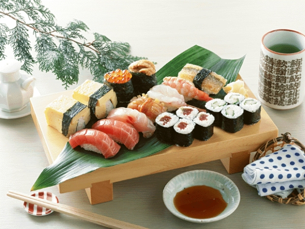 Sushi Etiquette: Respect for the Food, the Chef, the Culture