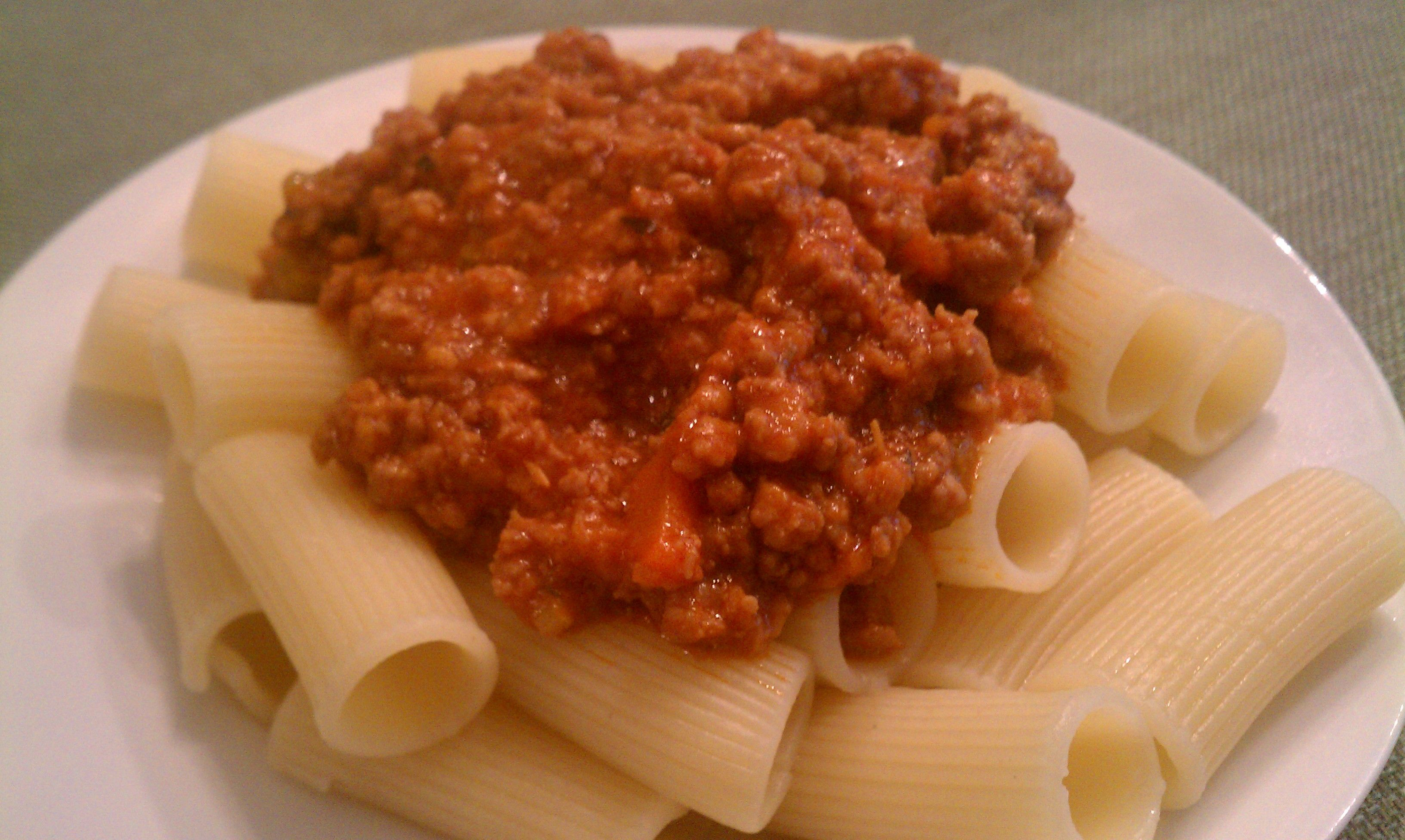 My Favorite Meat Sauce: Bolognese alla Chris – Food With My Friends