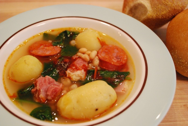 Caldo Gallego: Soup from Spain and Emilio's Special Recipe