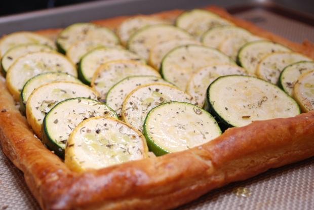 So Long Summer VegetableTart