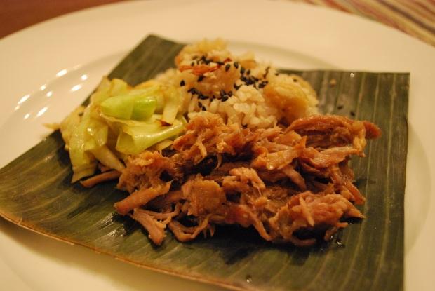 Slow Cooker Kalua Pork –Aloha!